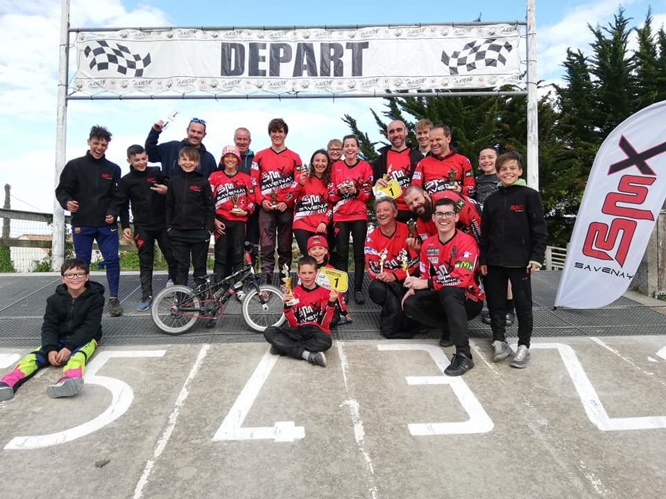 Team BMX SAVENAY sur facebook